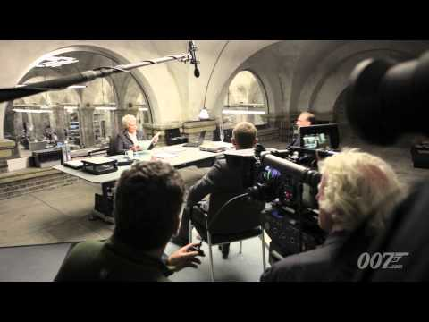 Skyfall (Featurette 'Production Design')