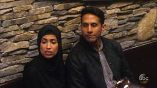 What Would You Do: Waitress discriminates against Muslim family | WWYD