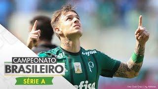 Os gols de Palmeiras 4 x 2 Vitória, pela 14ª rodada do Campeonato Brasileiro (16/07/2017) Esporte Interativo nas Redes Sociais: Portal: http://esporteinterat...
