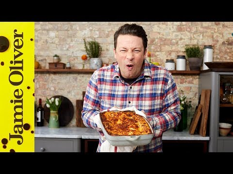 How to make Jamie's Lasagne | Jamie Oliver