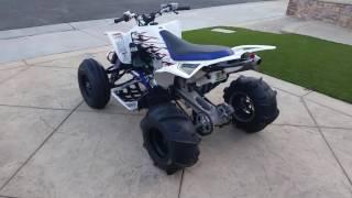 9. 2007 YFZ 450 Quad Special Edition