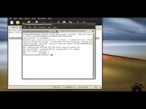 Chrome on Ubuntu