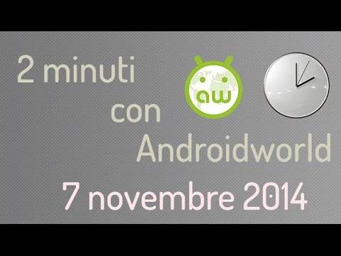 Descargar Doppia spunta azzurra su WhatsApp, Nexus 6, Google Apps, Moto Maxx e… 2 minuti con AndroidWorld para Celular  #Android