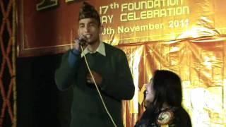 Play Back Singer Sanjeevani Singing Ganga Kinare Mora Gaon At SMS