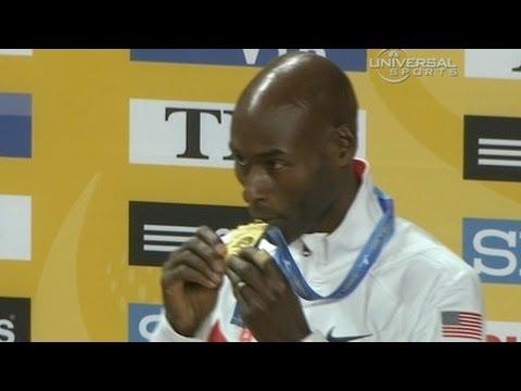 M 3000 F01 (Bernard Lagat 3x 3000m Indoor Champ, Istanbul 2012)