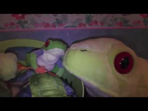 My frog plush colection part 2