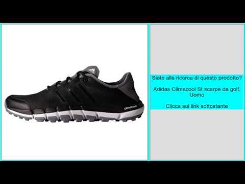 Adidas Climacool St scarpe da golf, Uomo