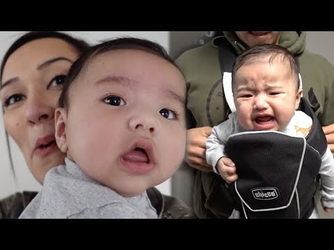 He Was Grumpy All Day! (видео)