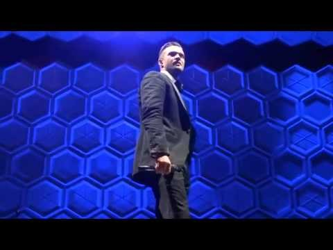 Justin Timberlake – My love (Stade de France)