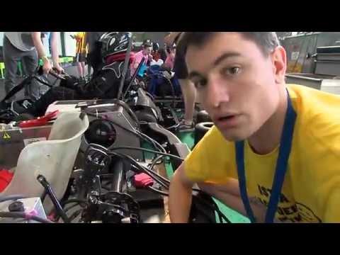 Challenge de karts électriques e-Kart 2017 de Limoges