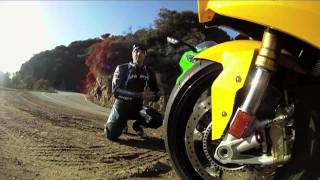 5. 2011 Kawasaki ZX-10R vs. 2011 BMW S1000RR Motorcycle Shootout - Street Test!