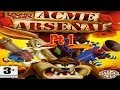 Looney Tunes Acme Arsenal Gameplay Pt1 Xbox 360