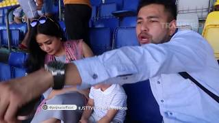 Video JANJI SUCI - Raffi & Gigi Nonton Barcelona vs Real Madrid  (29/12/17) Part 1 MP3, 3GP, MP4, WEBM, AVI, FLV April 2018
