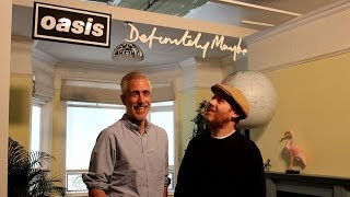 Matt Everitt Takes Takes A Look Around A Brand New Oasis Exhibition