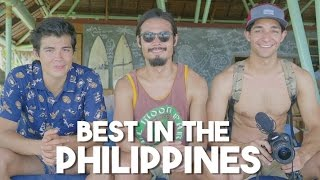 Siargao Islands Philippines  city photos : Best Kept Secret in the Philippines (Surfing in Siargao Island)
