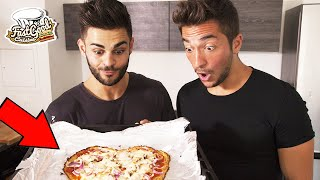 Video CETTE PIZZA EST SURPRENANTE  ! Ft Darko MP3, 3GP, MP4, WEBM, AVI, FLV Oktober 2017