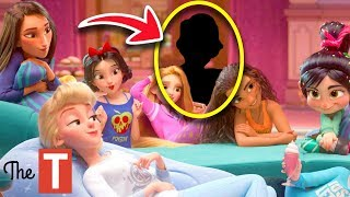 Video You Won't BELIEVE Which Princesses Are MISSING From The Wreck-It Ralph 2 Sleepover MP3, 3GP, MP4, WEBM, AVI, FLV Oktober 2018
