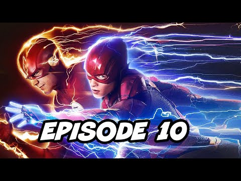 The Flash Season 6 Episode 10 Crisis On Infinite Earths TOP 10 WTF and Easter Eggs
