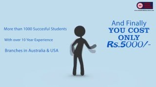 Sheffield Australia  City new picture : Study in Australia for only Rs 5000 with Sheffield Education Consultancy