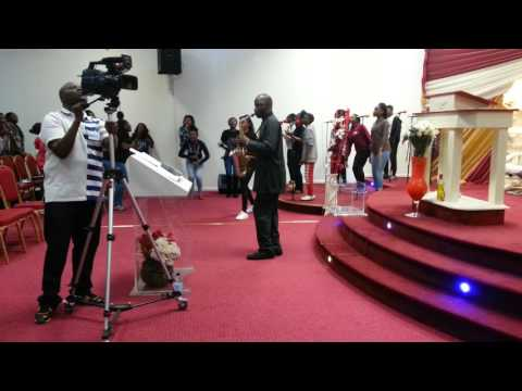 Kakaki 1 Performing Live 24 Hrs Praise Concert At CAC Cork Republic Of Ireland