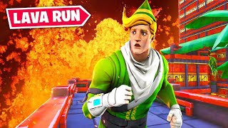 RUN FROM THE LAVA! (Volcano Run)