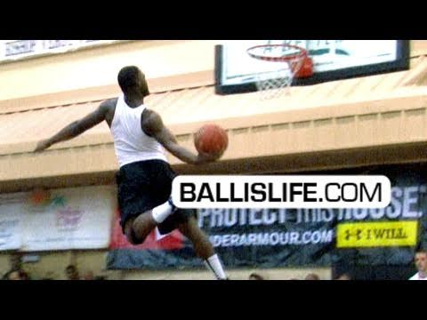 6'3′ Ike Nwamu Cleveland's Next LeBron? SUPER Athletic Guard Ultimate Mixtape