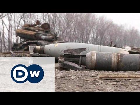 Новый доклад ООН: 10000 погибших на Донбассе