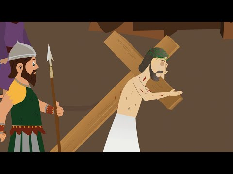 Death and Resurrection of Jesus | Full episode | 100 Bible Stories