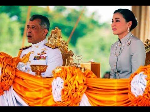 ✅  Raja Thai lantik bekas kekasih sebagai gundik rasmi diraja