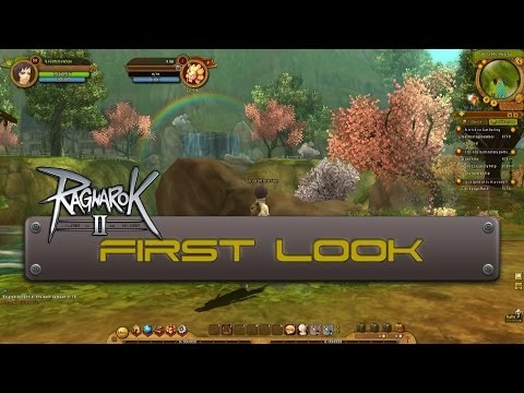 Ragnarok Online 2 First Look Gameplay Commentary