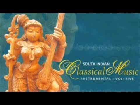 South Indian Classical Music – Mandolin – U Srinivas – Santhana