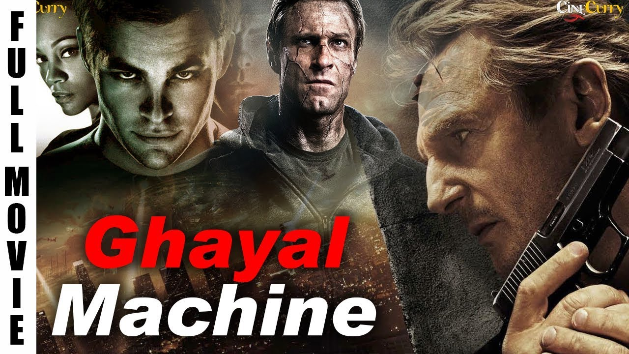 Ghayal Machine | Hollywood Dubbed Movie In Hindi | David O'Day | CenexWest,