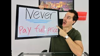 Today we talk about 21 things I never pay full price for. This personal finance video should help people with how do I save money type questions! Enjoy!* My Stock Market Investing Strategy link!http://amzn.to/2pvkbXK* My SnapChat is : FinancialEdSnap* My Twitter Page https://twitter.com/givemethegoodz* My second favorite book on Investing http://amzn.to/2cDS2ZY* My third favorite book on Investing http://amzn.to/2cQqPDD   * My favorite book on business http://amzn.to/2cfY71k                      * My favorite Personal Finance http://amzn.to/2ckIqUE                      * My favorite movie about the stock market http://amzn.to/2cQLLx1                                                                      * My favorite movie about business http://amzn.to/2cGzLcIFinancial Education Channel