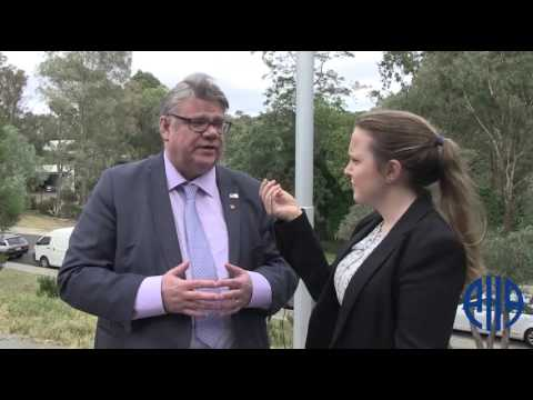 Interview with Finnish Minister for Foreign Affairs HE Timo Soini tekijä: AIIAvision