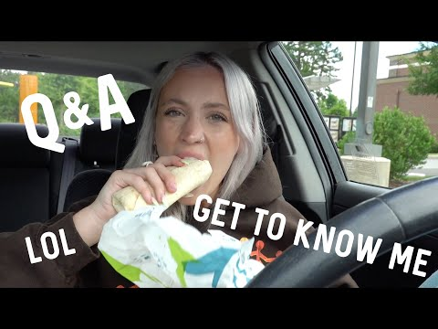 Q&A + GET TO KNOW ME // RILEY HUBATKA