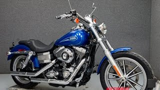 8. 2008  HARLEY DAVIDSON  FXDL DYNA LOW RIDER  - National Powersports Distributors