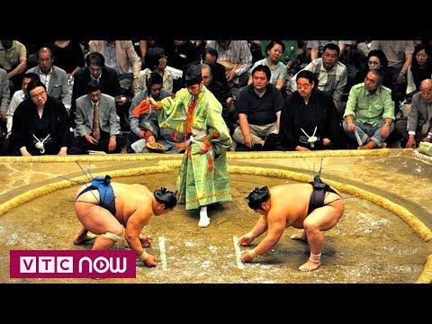 Lễ hội truyền thống sumo Nhật Bản