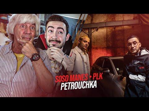 Mon père réagit à Soso Maness - Petrouchka ft. PLK