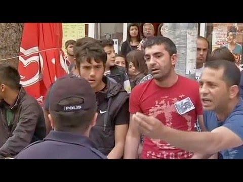 Erdogan vivement pris à partie à Soma
