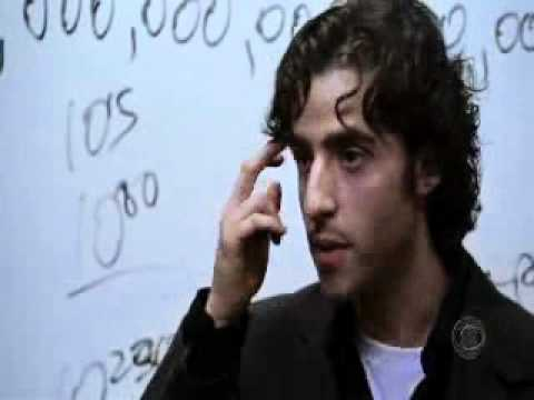 Prime numbers on Numb3rs