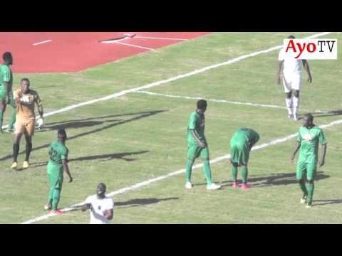 Magoli yote ya Yanga vs Esperance, Full Time 2-0 (ALL GOALS MAY 7 2016)