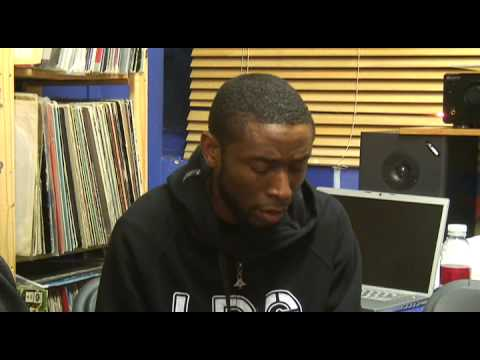 sample - Hip Hop producer 9th Wonder on his trip to London in April 2009. He talks to SoulCulture.co.uk about the art of sampling, why producers that sample are misun...