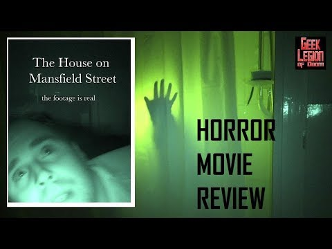 THE HOUSE OF MANSFIELD STREET ( 2018 Matthew Hunt ) Horror Movie Review