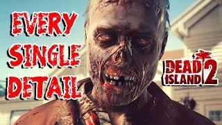 This video contains everything you need to know about Dead Island 2... so far! All the relevant trailers/interviews/gameplay footage can be found below, along with a list of timestamps!***Timestamps***2:32 - The Basics4:22 - Characters10:58 - Story & General Game Mechanics15:39 - Transportation16:34 - Enemies18:31 - Combat & Weapons23:02 - Multiplayer (Co-Op & PVP)25:58 - Where are we now?***GAMEPLAY & TRAILERS***Dead Island 2 - E3 Reveal Trailer [Extended]https://www.youtube.com/watch?v=Q5cdtMP3xT8Dead Island 2 - Sunshine & Slaughter Gameplay Trailerhttps://www.youtube.com/watch?v=gScmhsqq_qMDead Island 2 - First Gameplay - IGN Live: Gamescom 2014https://www.youtube.com/watch?v=DutlVwyEcr8Dead Island 2 - 5 Minutes of Gameplay (Gamescom 2014)https://www.youtube.com/watch?v=fNeC2sZu9r0Dead Island 2 - Co-Op Gameplay (EGX) - Part 1https://www.youtube.com/watch?v=Z9RSbdeDd7EDead Island 2 - Co-Op Gameplay (EGX) - Part 2https://www.youtube.com/watch?v=KScR8l4WBQ4***INTERVIEWS***Dealspwn - Dead Island 2 Interview  Gamescom 2014https://www.youtube.com/watch?v=NsW2lTc0Hsg(Robbing merchants & bounty system)Movies Games and Tech - Dead Island 2 Exclusive Interview with Michael Kempson of Yager at E3https://www.youtube.com/watch?v=EuDSnZX4IEY(Solo play & customisable vehicles)GeekWorldRadio - Dead Island 2 Game Director Bernd Diemer Interviewhttps://www.youtube.com/watch?v=vQh6ztkK9xo(Weapon mod that turns humans into zombies)Moves Games And Tech - Dead Island 2 Interview with gameplay from Gamescomhttps://www.youtube.com/watch?v=oqf7wjSXPLI(Explosive and pheromone mods)TheGamersHub - Dead Island 2: Interview with Yager Development - Gamescom 2014https://www.youtube.com/watch?v=gx3Dm1ML46M(No couch co-op/split screen)gamereactorTV - Dead Island 2 - Bernd Diemer Gamescom 2014 Interviewhttps://www.youtube.com/watch?v=KaIwBWm8V3Q(Dual wield guns)