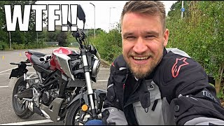 MY FIRST MOTORBIKE!! *HELP ME*!! by Supercars of London
