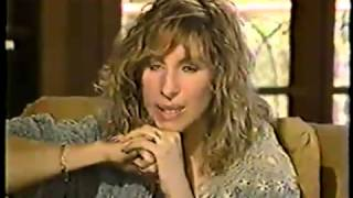 Barbara Streisand Speaks About Her Tinnitus