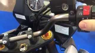 6. 2014 Suzuki V Strom 1000 review