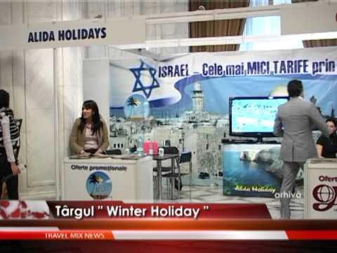 "Târgul ""Winter Holiday"" – VIDEO"