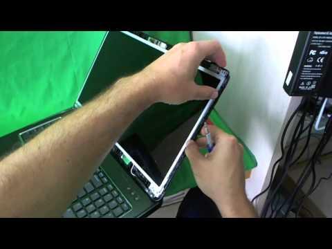 Procedimiento de reemplazo de pantalla para ordenador portátil Dell Inspiron N7110