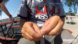 Respooling a Reel with Braided Line